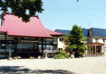 浄樂寺外観
