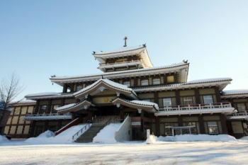 本願寺札幌別院外観