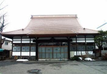 覚英寺外観